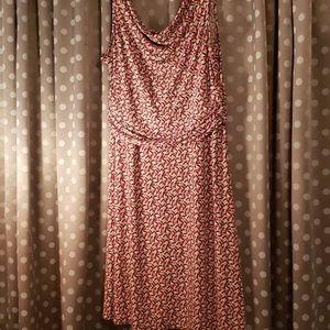Midi Dress Xl